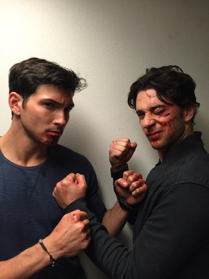 Hahaha Look at these knuckleheads  @billymflynn @MrRobertScott http://t.co/pY4DVtbO6u