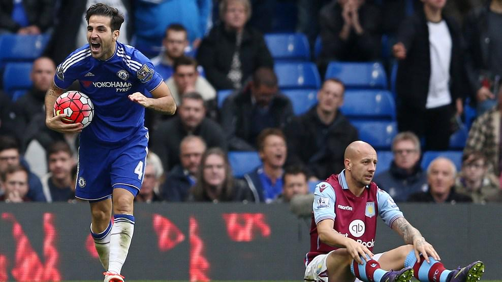 Video: Chelsea vs Aston Villa