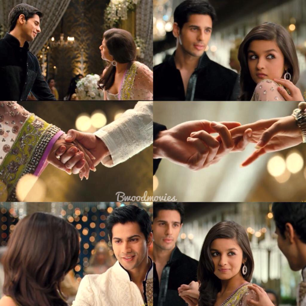 Bollywood On Twitter Student Of The Year Wedding Scene Requested By Aliaalicious Http T Co Lghbkltocx