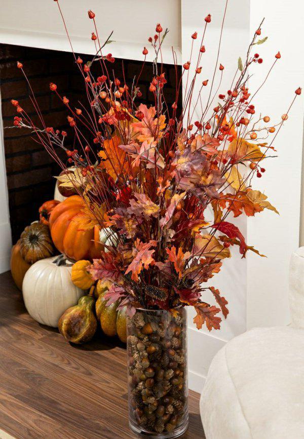 Herbst Deko herbstdeko hashtag on