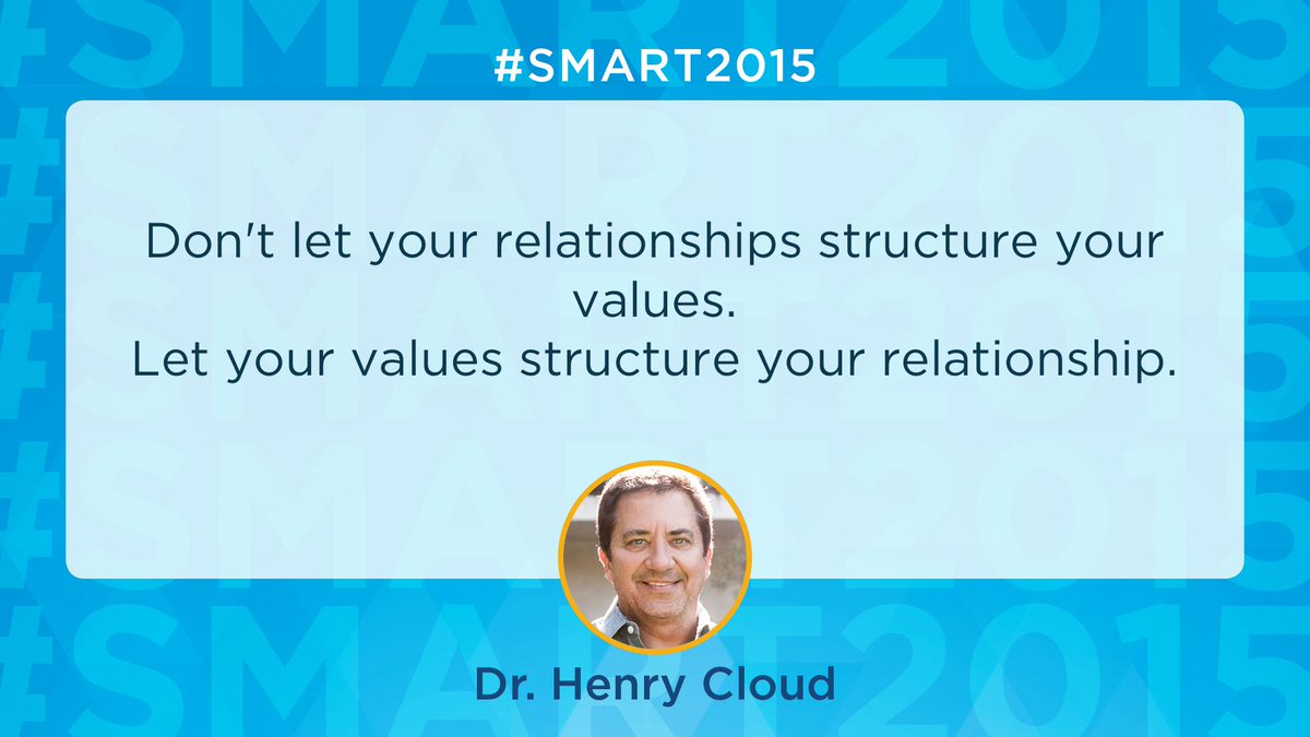 Wow! Serious wisdom from @DrHenryCloud today! #Smart2015 http://t.co/HPdvj7p7sN
