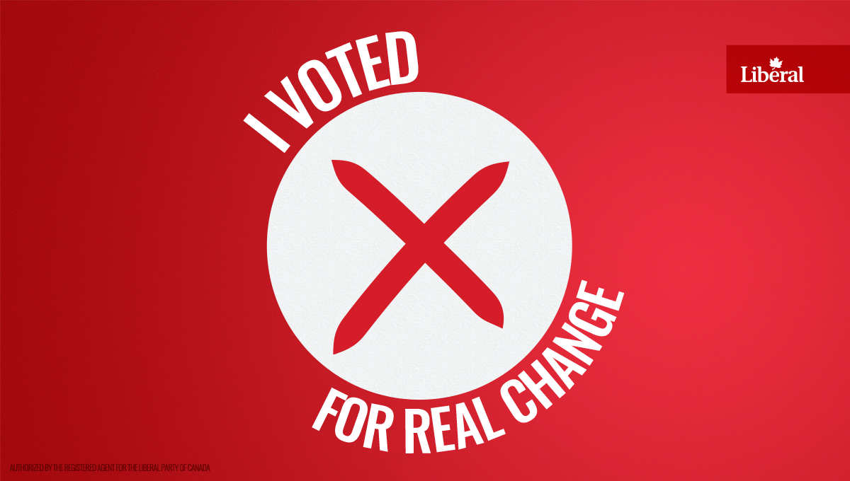 I voted for #RealChange -- RT if you did too! #elxn42 http://t.co/RShCwWwVxx #lpc