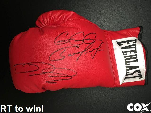 Want a signed #GolovkinLemieux glove? RT by 11:59 PT to win. Must live in US & follow @CoxComm. Get PPV on ch. 504. http://t.co/vaJ1Lr5EXj