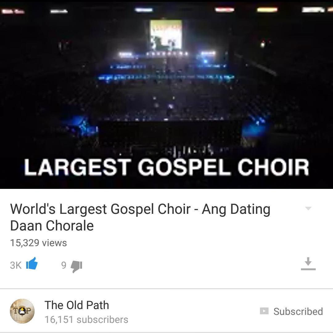 the old path ang dating daan The old path 163k likes the old path is one of the longest running religious programs in the philippines hosted by bro the religious program, ang dating daan.