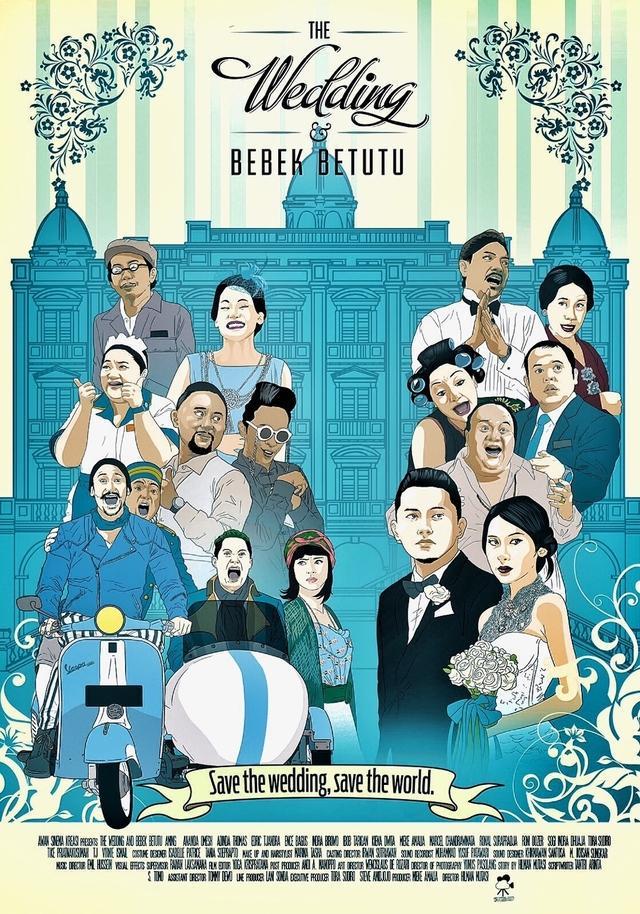"""Film #webek on Twitter: """"Ada yg berencana nonton """"The Wedding & Bebek  Betutu"""" hari ini? #webek http://t.co/zLdjSvw0u3"""""""