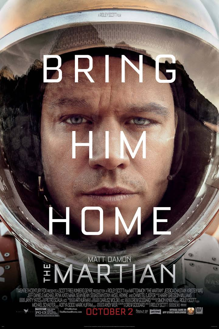 Bookmyshow Indonesia On Twitter Sudah Nonton The Martian Film Ini