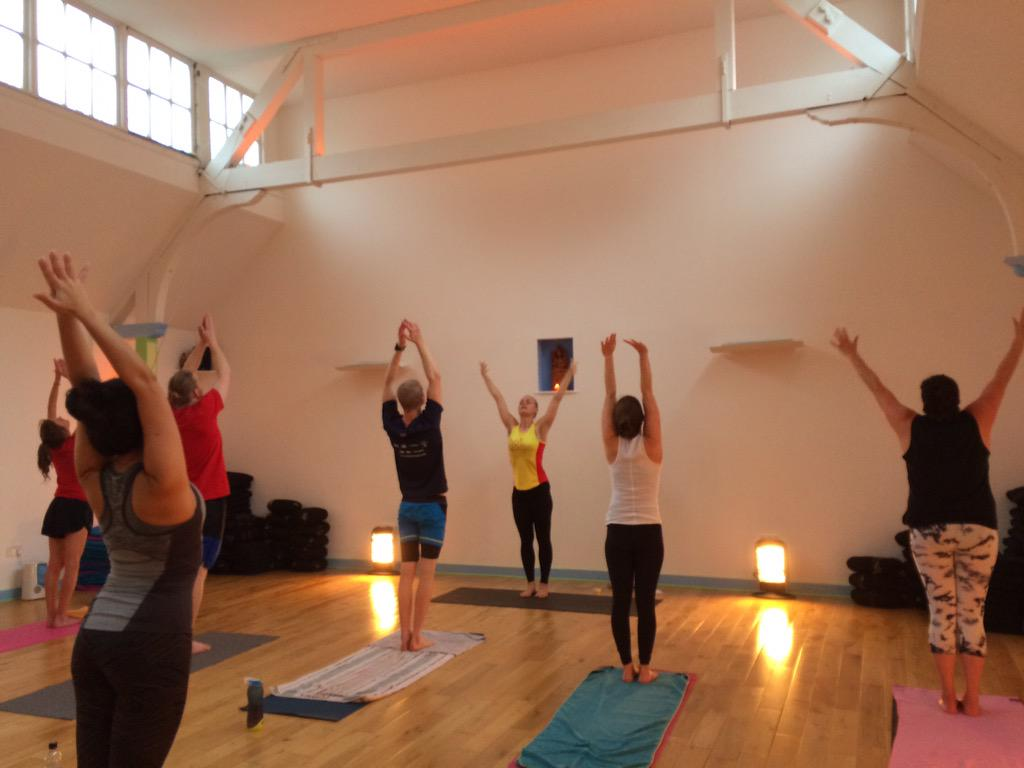 t-yoga edinburgh