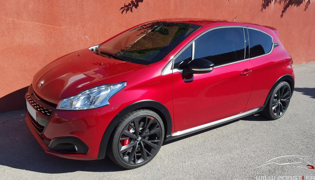 forum 208 gti on twitter peugeot 208 gti by peugeot sport rouge. Black Bedroom Furniture Sets. Home Design Ideas