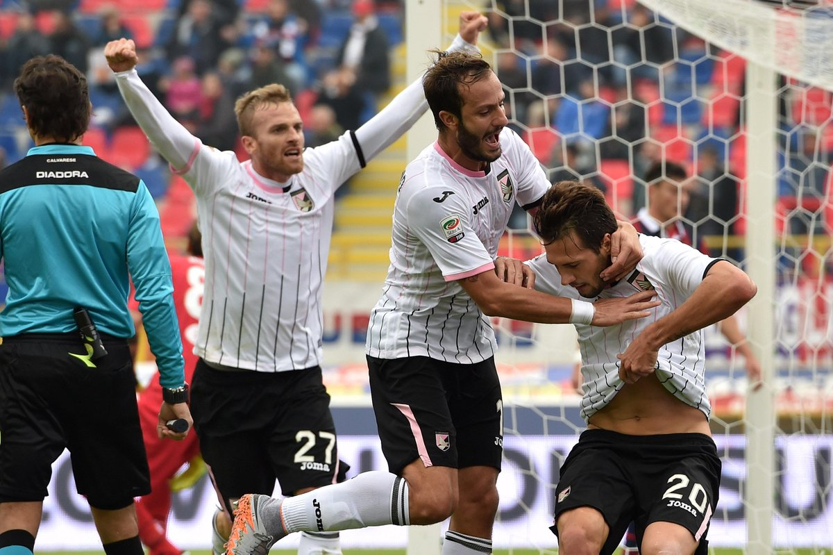Video: Bologna vs Palermo
