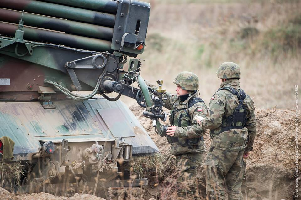 Polish Armed Forces: News - Page 2 CRn1YxbWEAAE3SK