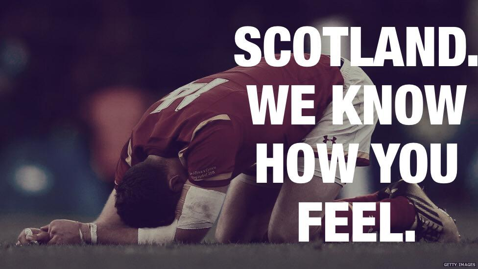Thinking of our Celtic brothers right now... http://t.co/O569ygCZnp