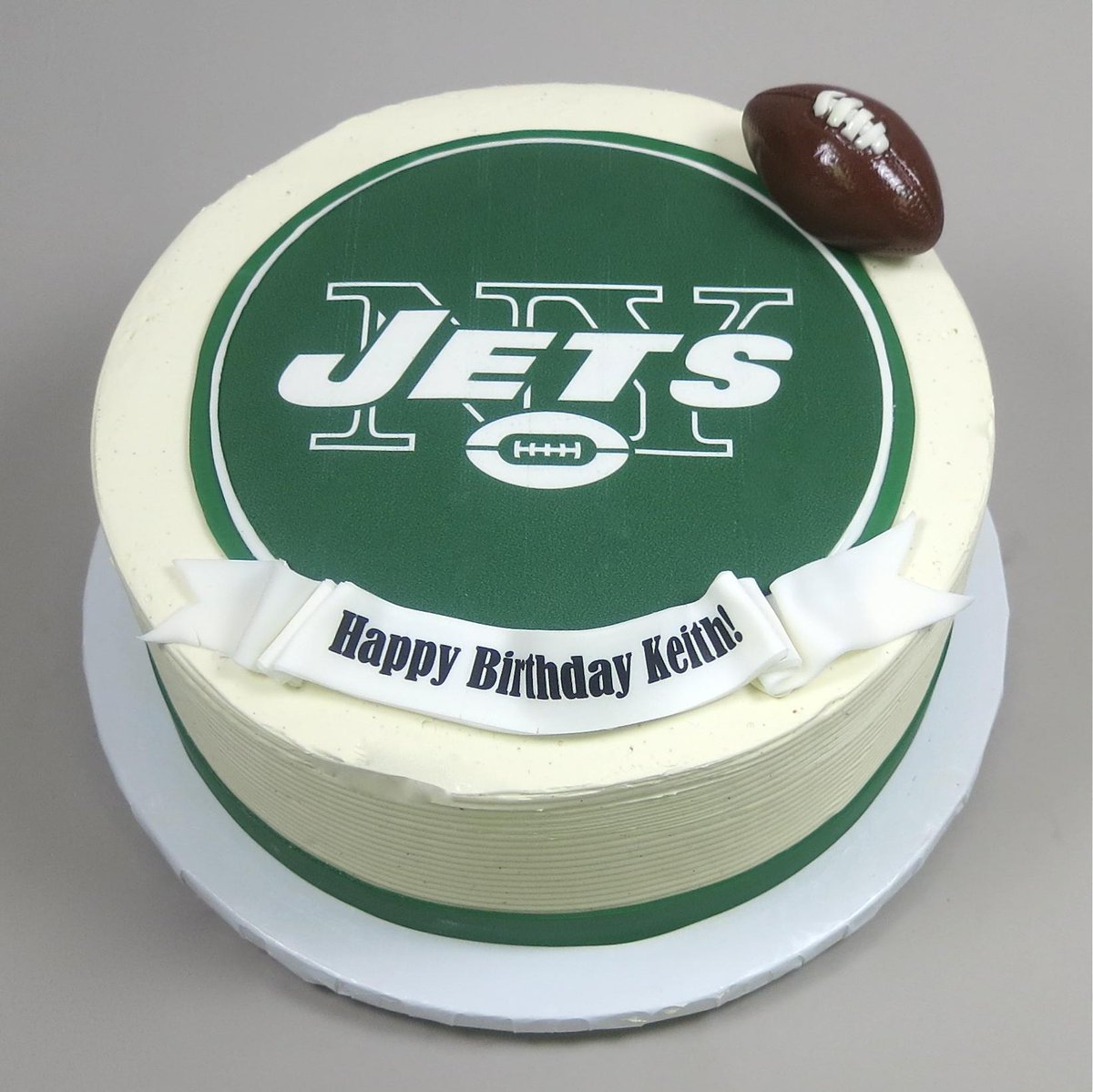 Empire Cake On Twitter Happy Birthday Keith And Go Jets Jets