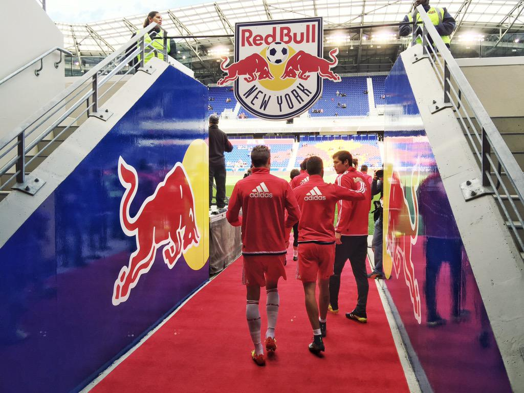 New York Red Bulls On Twitter To The Field Nyvphi Rbny Http