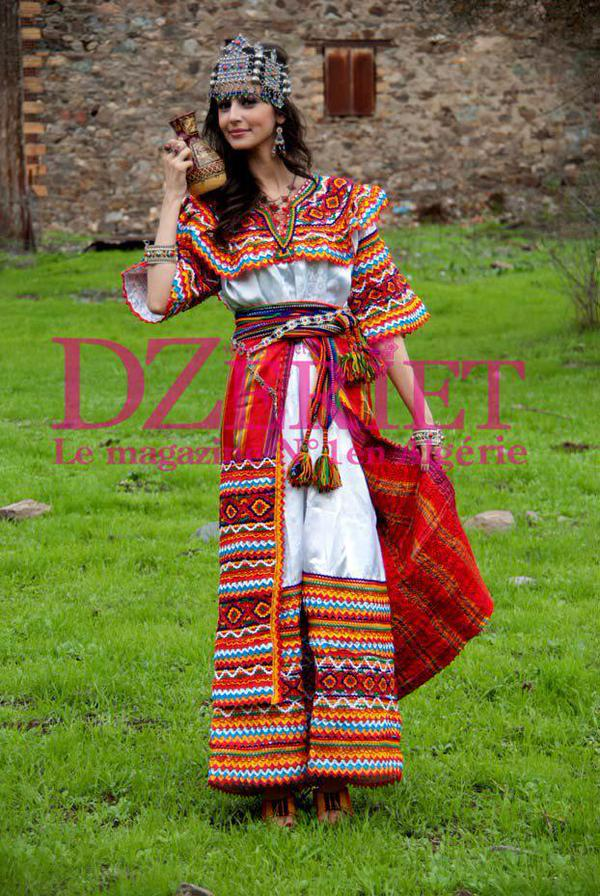 twitte alg 233 rie on quot algerie robe traditionnelle kabyle 2016 http t co 49orslkn3y