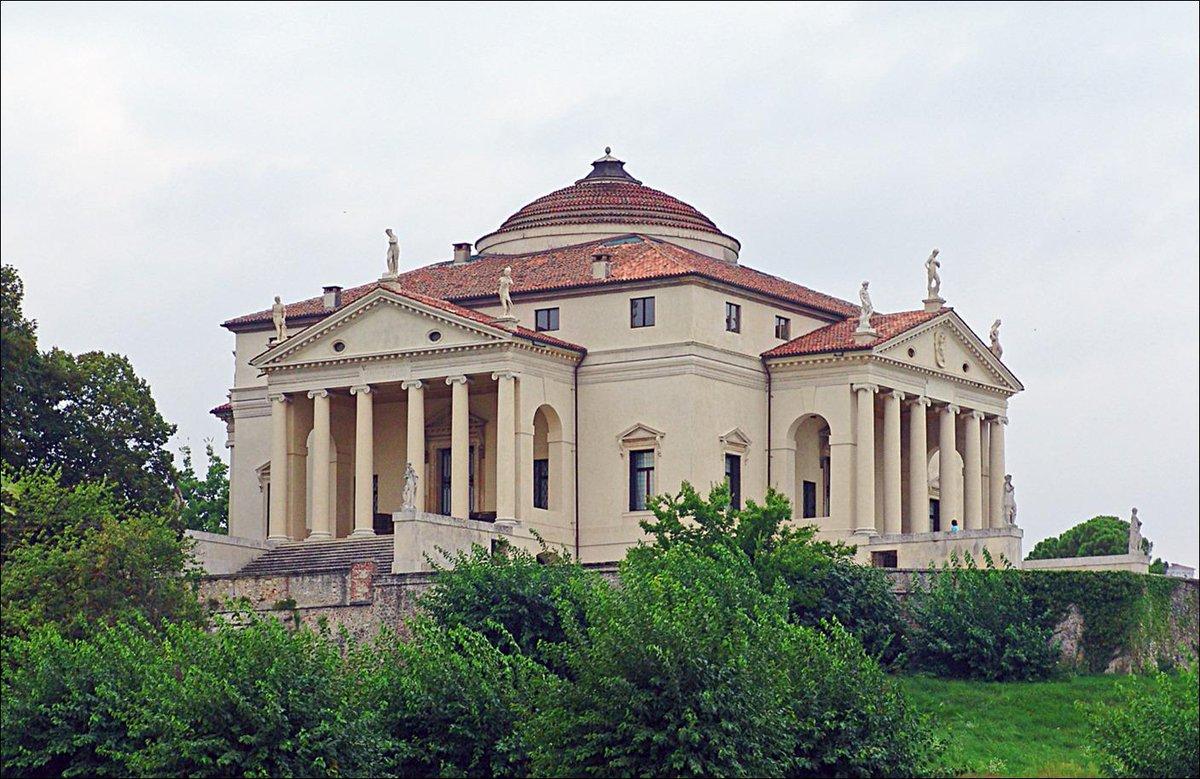 In vendita le più belle ville venete in stile palladiano.