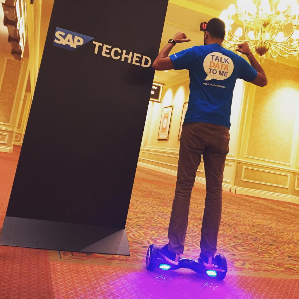 The Cloud is rolling into #SAPtd. RT to win this hoverboard! #CloudAnalytics. Details: http://t.co/LbwAP3Jw9m http://t.co/ciF9APWpiS