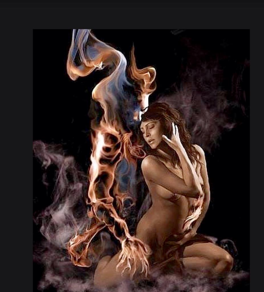эротика пламя и лед - 14