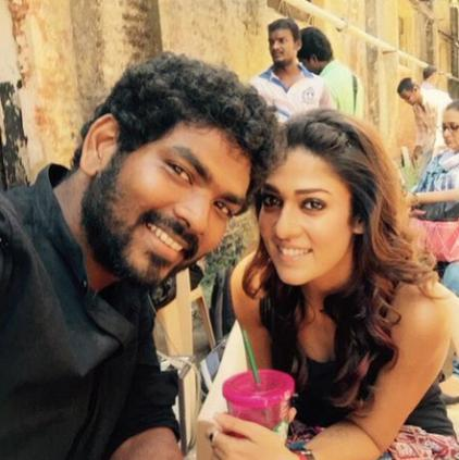 Vignesh Sivan and Nayanthara