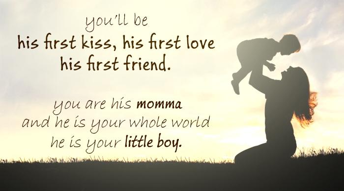 Forever Mommy On Twitter Inspirational Quotes For Your Baby Boy