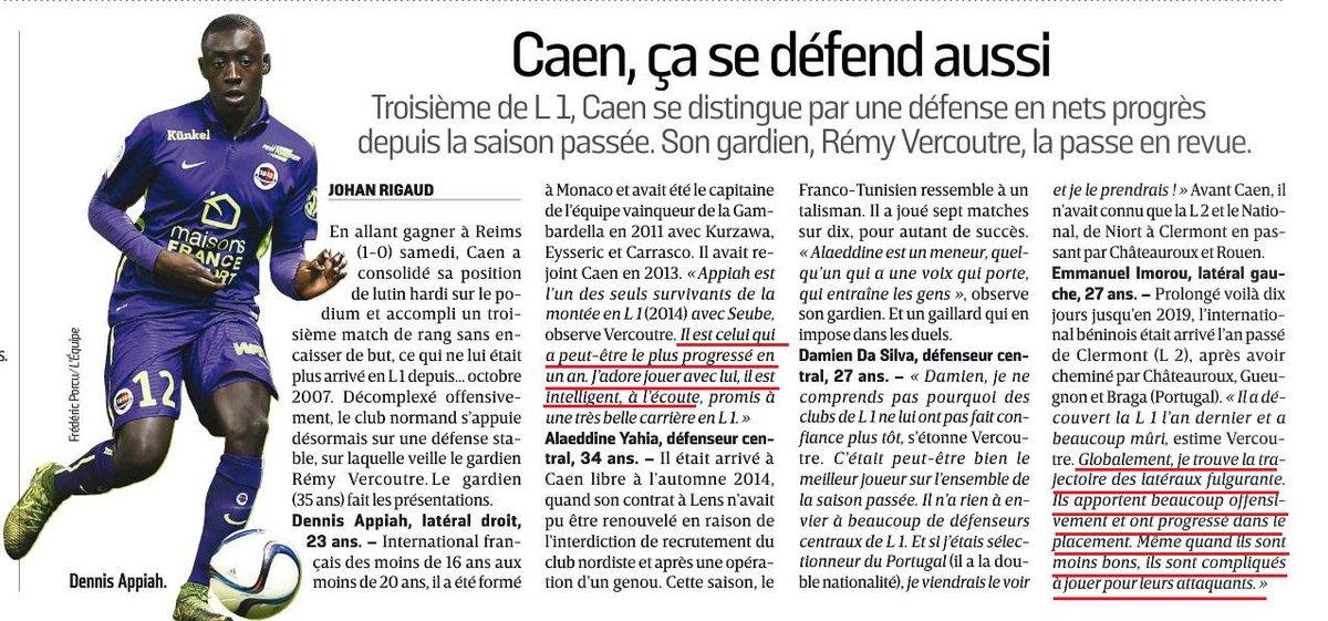 [10e journée de L1] Stade de Reims 0-1 SM Caen  CRqQLc1W0AAF6dE