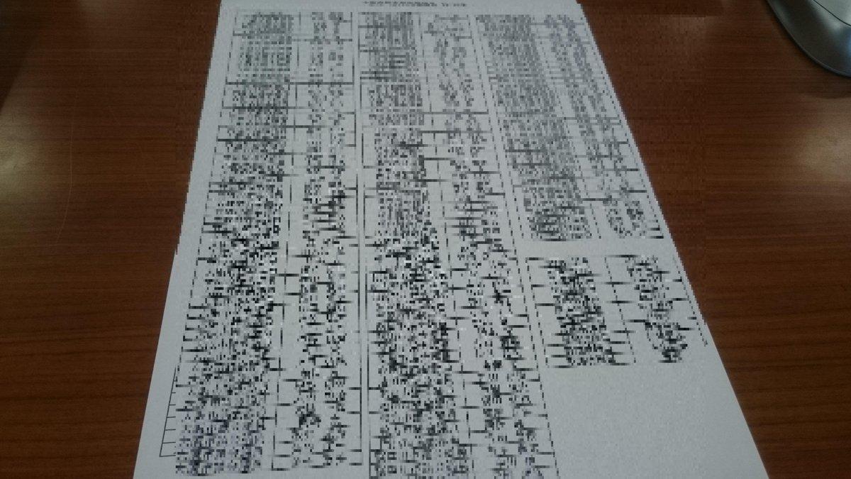 維新の党から除名通知が送られてきた。164人一括で、しかも大阪府庁に。横着な上に常識もない。 http://t.co/UW7xRbp8cY