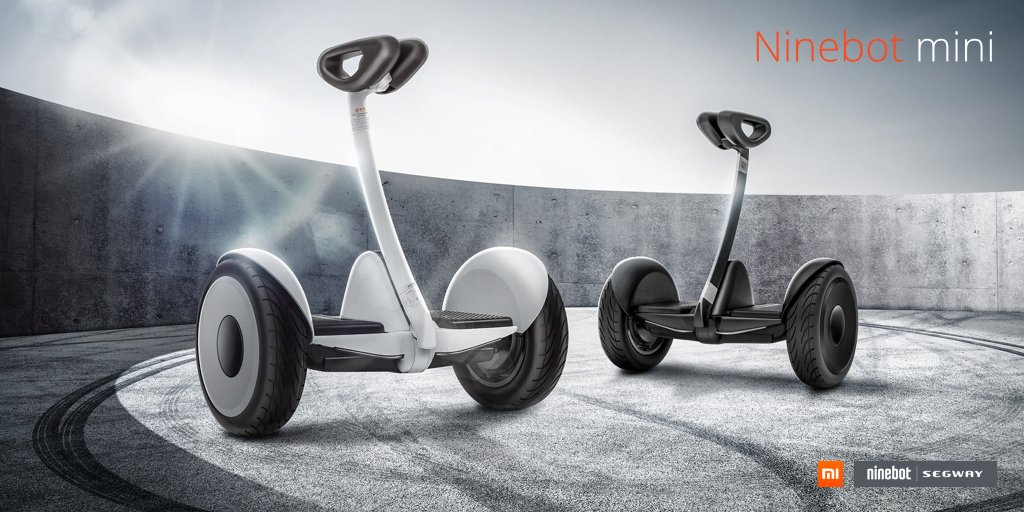 Xiaomi launches Mi TV 3 and Ninebot mini, a cheap self-balancing scooter