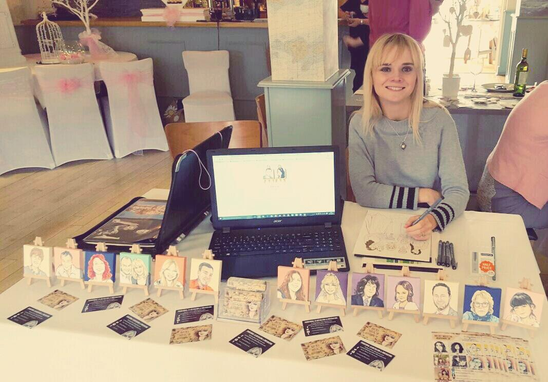 Becky Welton Fodder On Twitter Did My First Wedding Fair At TheNavigatorInn Yesterday Think Portraits Went Down Fairly Well