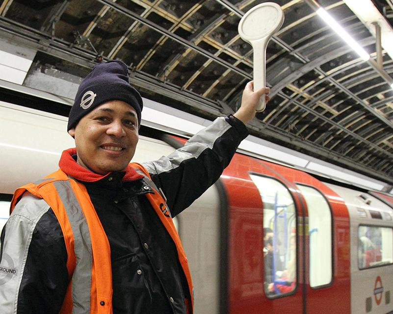 CRrILslWcAAcSt7 - The Victoria Line's really big 50th birthday! #2