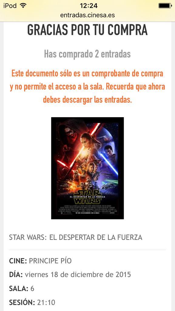 Star Wars - Página 3 CRrJ0_EWsAASiHm