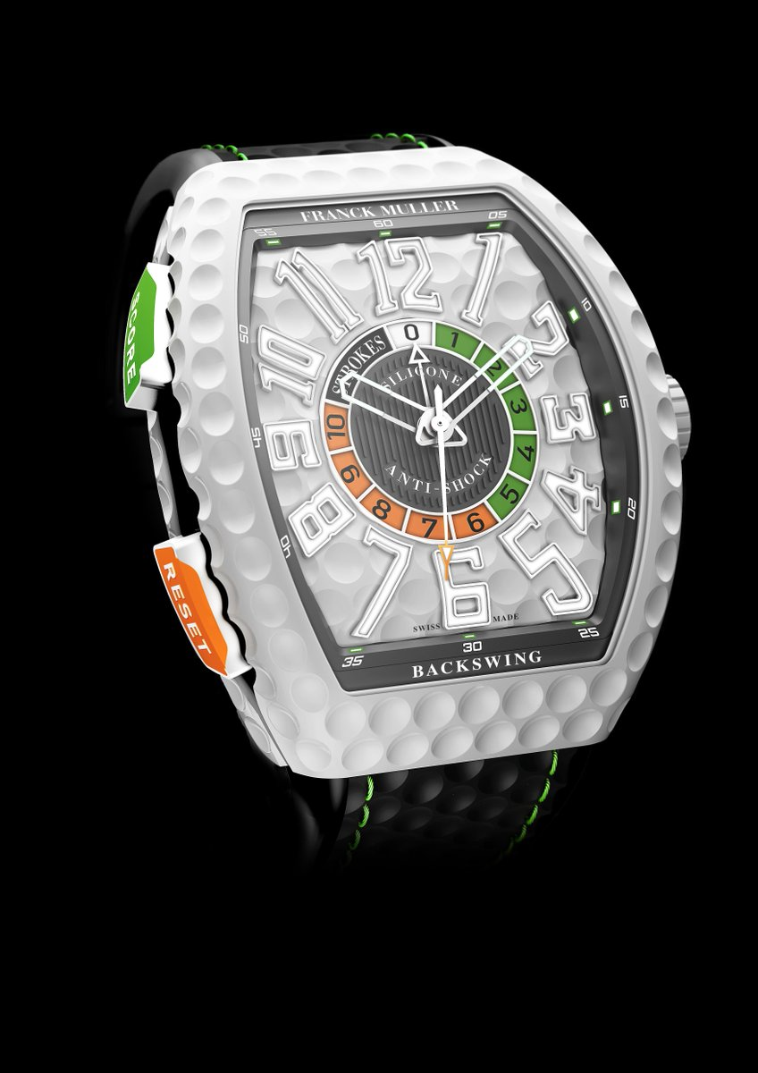Franck Muller Backswing replica watch
