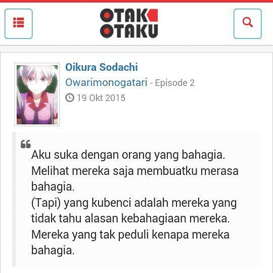 be inspired auf otakotaku otakubijak quotes