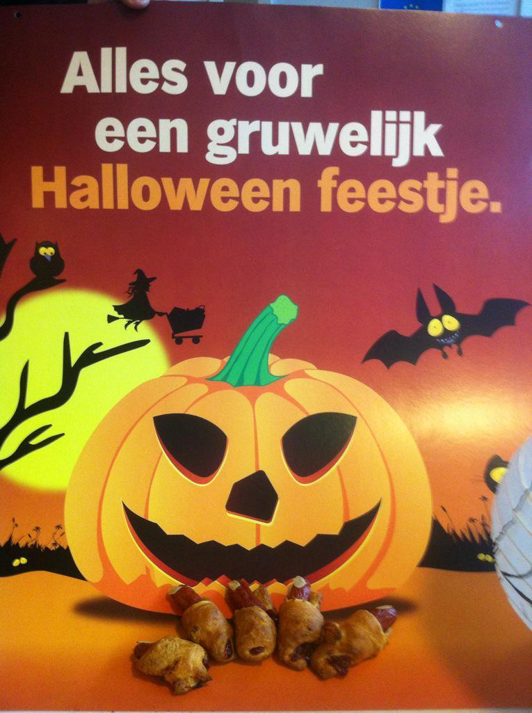 Alles Voor Halloween.Albert Heijn Aalst Twitterissa Kom Jij A S Woensdag Tussen 14 00 16 00 Ook Halloween Vingerbroodjes Maken Gewoon Bij Ah Aalst Http T Co Obmd009bth