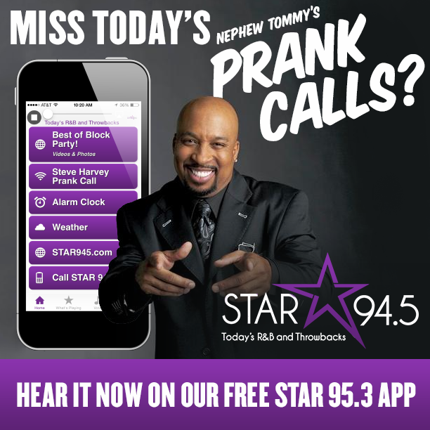 star 94.5 app