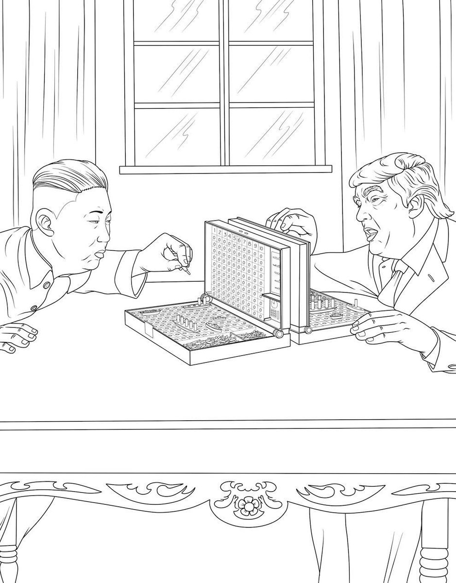 BuzzFeed Books On Twitter Take A Look Inside This Donald Trump Coloring Book For Adults Tco 0QkL2lau1s RCRric4kER