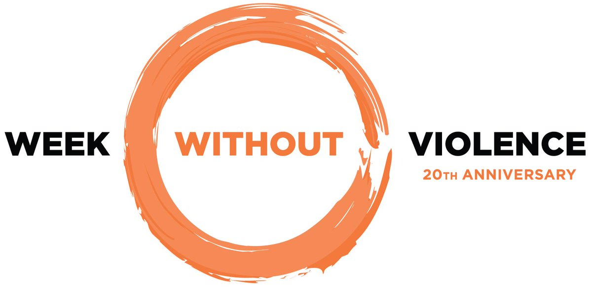 Today kicks off the YWCA's  20th Annual Week Without Violence.  Stay tuned this week for more details. #enddvnow http://t.co/Bfo8CMnass