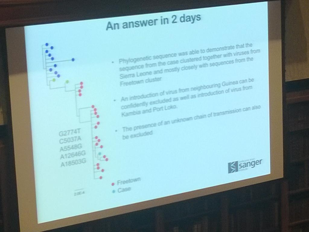 Wow, real time can mean answers in 2 days. ( only meaningful when data is... ! @WHO #PHGID http://t.co/81rTaUFi4z