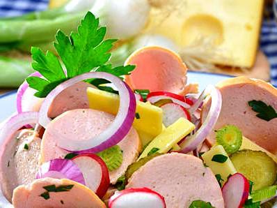 Баварский салат рецепт