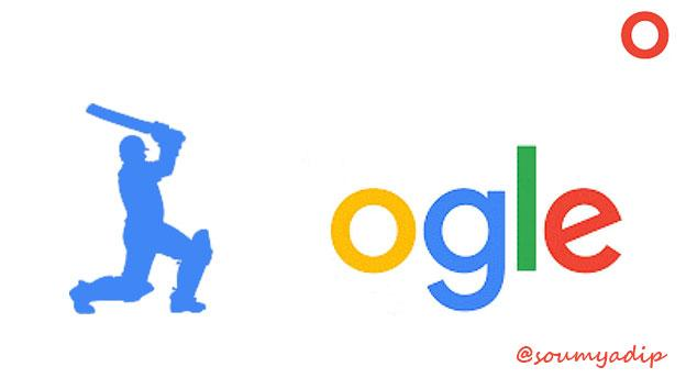 Virender Sehwag's retirement: The unofficial Google doodle. http://t.co/9SRnANRecN