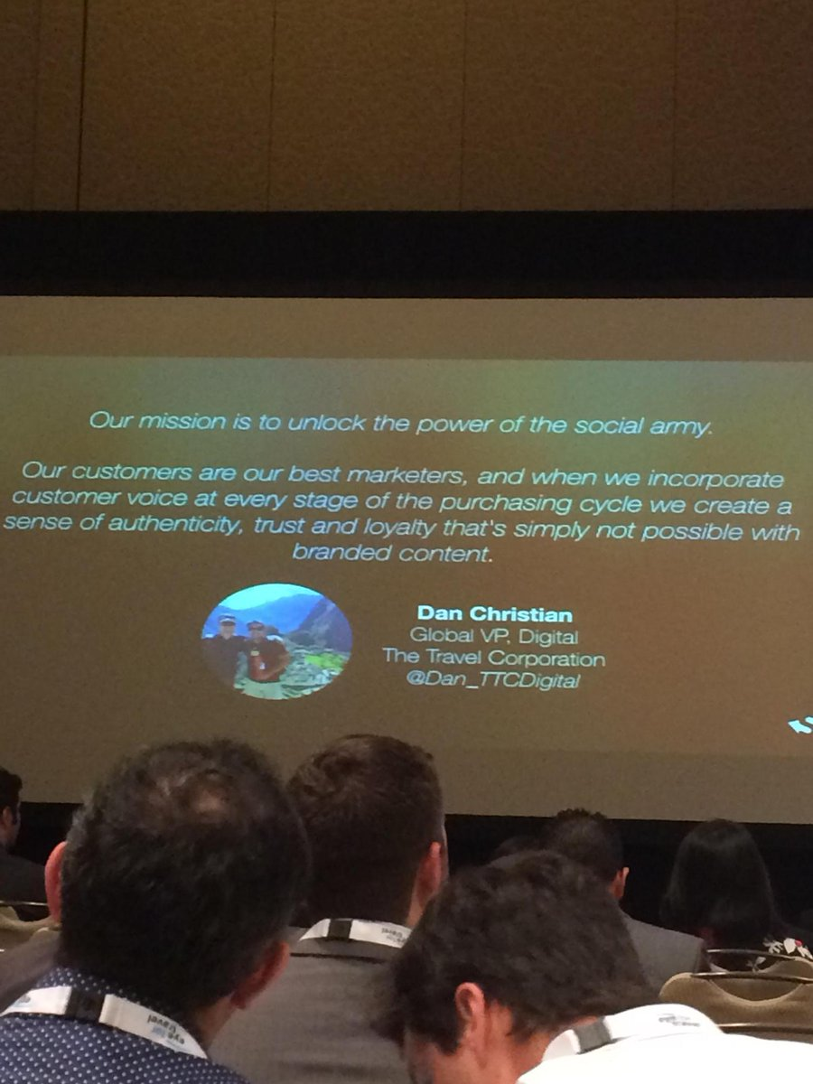 Your customers are the best marketers. #tdsusa http://t.co/rI0r3opcmC