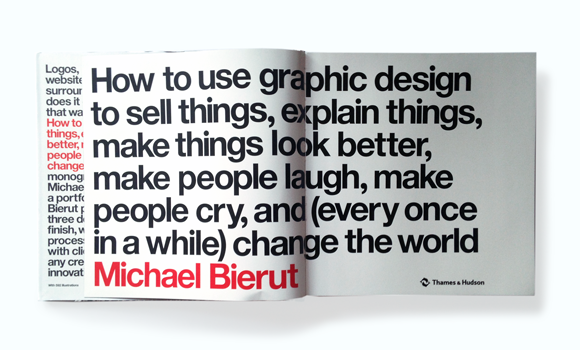 We had a chat with @michaelbierut  about his new monograph/memoir/manual, 'How To...' https://t.co/r0KkB8D8YS https://t.co/6pdchUfgr5