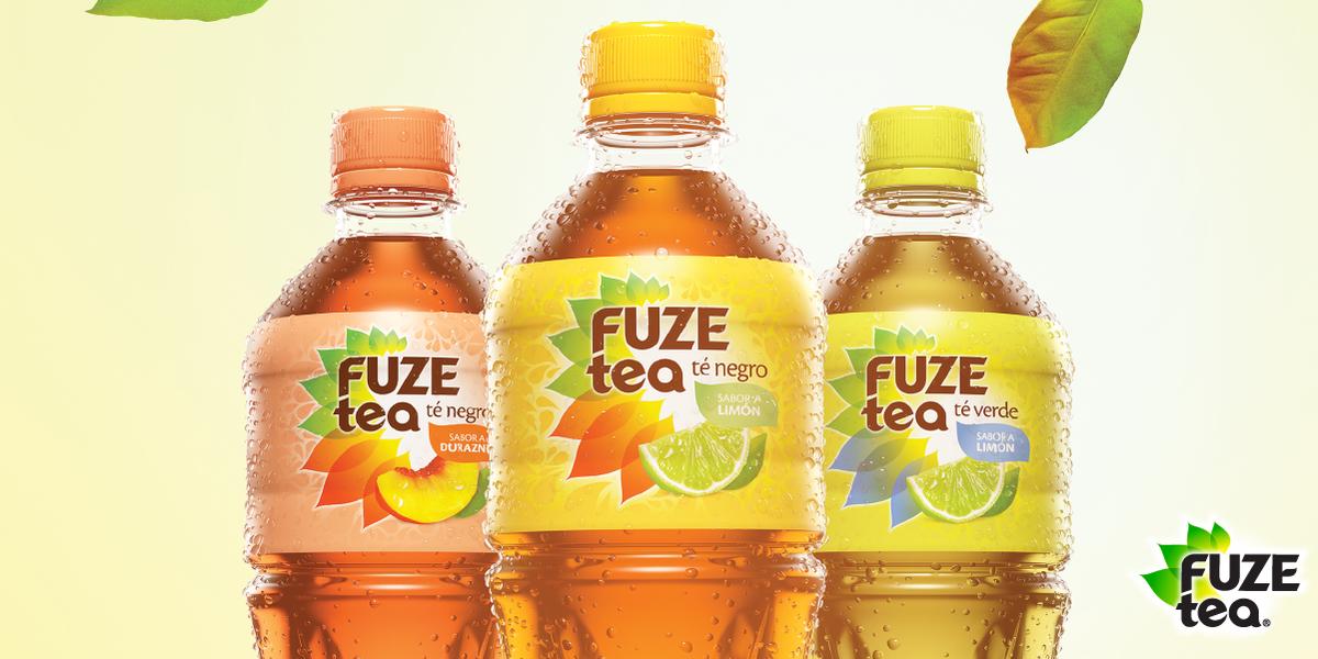 Encuentra el perfecto equilibrio con #FuzeTea, ¿cuál es tu preferido? https://t.co/vzMGb4QB0s