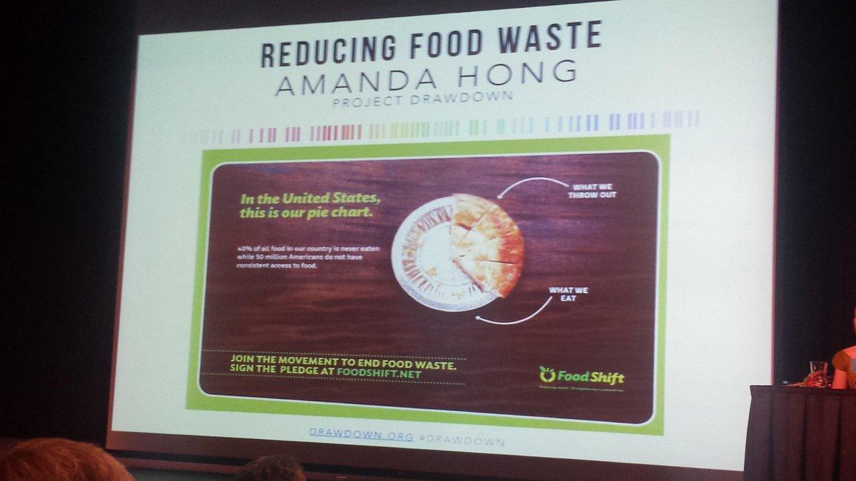 Food Shift Big Thanks To Amanda With The Epa