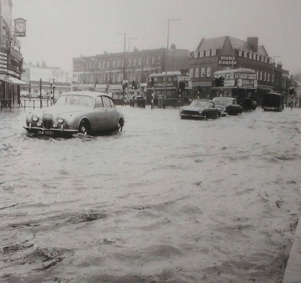 London in 1968