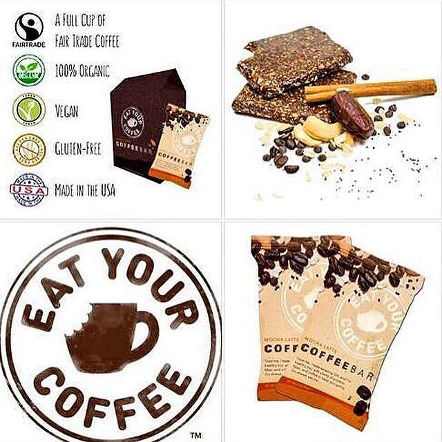 Retweet and follow @NewGroundsFood for your chance to win some #coffeebar #eatyourcoffee https://t.co/eDlFT9rjII