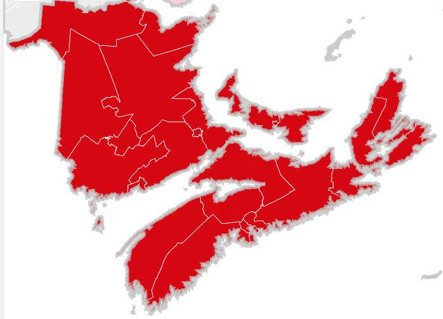 It's a sea of red on the #CTVElection results map right now https://t.co/owXgkDhphg https://t.co/BiUc8cDhVk