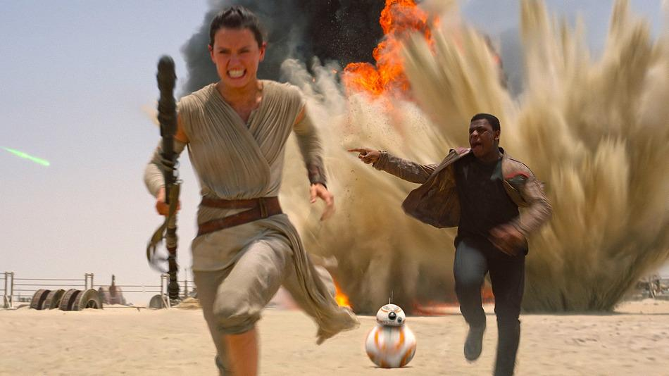 Star Wars 7 Video Trailer ufficiale e prevendita Biglietti del Cinema.