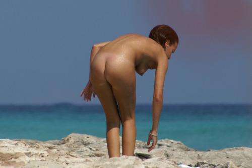 Beach nude brighton