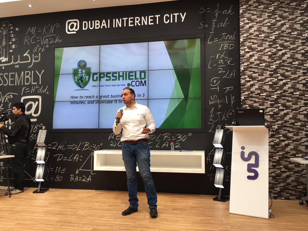 9th finalist #GPSShield for smart kids #SmartCityAppHack #SCAH_Dubai #GITEX2015 @DIC_Community @in5centre https://t.co/EdJO9ZZHKD