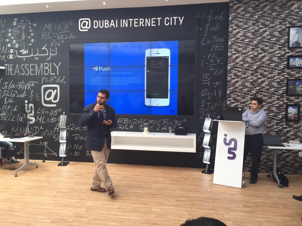 App3ad smart app @smartcityhack #SCAH_DUBAI #ExperienceDIC #dubai #GITEX https://t.co/lS26e88rdf