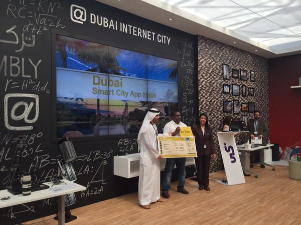 And the #SCAH_DUBAI winner is @boxitstorage Congrats! See you at the #SCAH Global Final at @SmartCityexpo, in #Bcn! https://t.co/oPl9lres9J